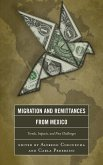 Migration and Remittances from Mexico (eBook, ePUB)