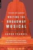 Writing The Broadway Musical (eBook, ePUB)