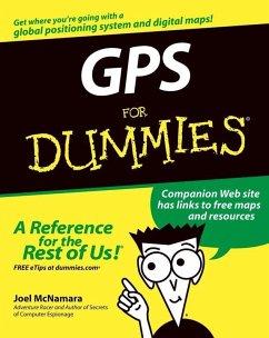 GPS For Dummies (eBook, PDF) - Mcnamara, Joel