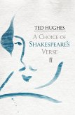 A Choice of Shakespeare's Verse (eBook, ePUB)