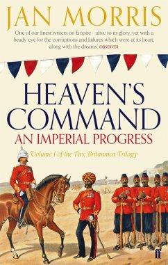 Heaven's Command (eBook, ePUB) - Morris, Jan