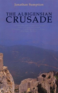 The Albigensian Crusade (eBook, ePUB) - Sumption, Jonathan