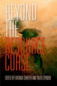 Beyond the Resource Curse (eBook, ePUB)