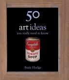 50 Art Ideas (eBook, ePUB)