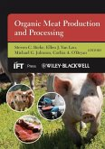 Organic Meat Production and Processing (eBook, PDF)