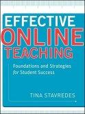 Effective Online Teaching (eBook, PDF)