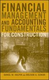 Financial Management and Accounting Fundamentals for Construction (eBook, ePUB)