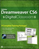 Adobe Dreamweaver CS6 Digital Classroom (eBook, PDF)