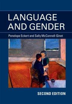 Language and Gender (eBook, PDF) - Eckert, Penelope