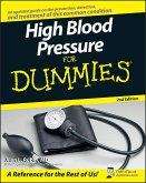 High Blood Pressure for Dummies (eBook, ePUB)