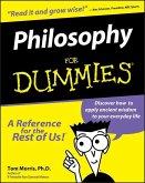 Philosophy For Dummies (eBook, ePUB)