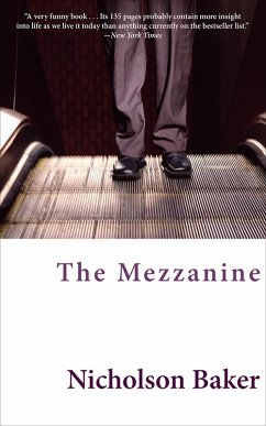 The Mezzanine (eBook, ePUB)