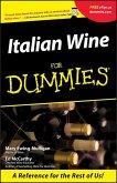 Italian Wine For Dummies (eBook, ePUB)
