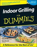 Indoor Grilling For Dummies (eBook, ePUB)