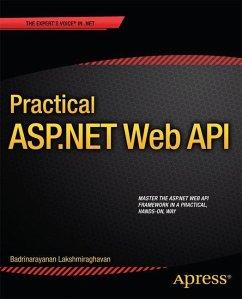 Practical ASP.NET Web API - Lakshmiraghavan, Badrinarayanan