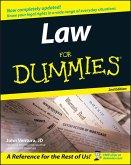 Law For Dummies (eBook, ePUB)