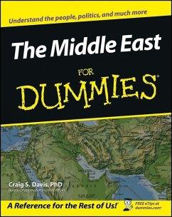 The Middle East For Dummies (eBook, ePUB) - Davis, Craig S.