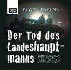 Der Tod des Landeshauptmanns, 4 Audio-CDs