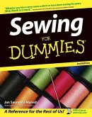 Sewing For Dummies (eBook, ePUB)