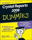 Crystal Reports 2008 For Dummies (eBook, ePUB)