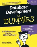 Database Development For Dummies (eBook, ePUB)