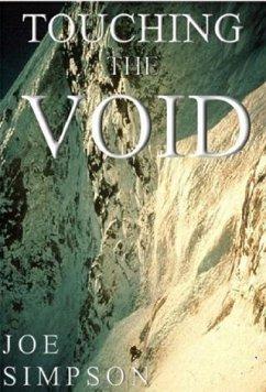 Touching the Void (eBook, ePUB) - Simpson, Joe