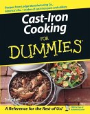 Cast Iron Cooking For Dummies (eBook, ePUB)