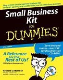 Small Business Kit For Dummies (eBook, ePUB)