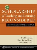 The Scholarship of Teaching and Learning Reconsidered (eBook, ePUB)