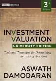 Investment Valuation (eBook, PDF)