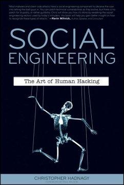 Social Engineering (eBook, PDF) - Hadnagy, Christopher