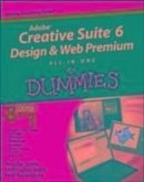Adobe Creative Suite 6 Design and Web Premium All-in-One For Dummies (eBook, PDF)