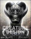 ZBrush Creature Design (eBook, PDF)