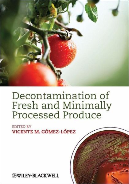 Decontamination of Fresh and Minimally Processed Produce (eBook, PDF)