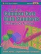 Teaching the Common Core Math Standards with Hands-On Activities, Grades 6-8 (eBook, ePUB) - Muschla, Judith A.; Muschla, Gary Robert; Muschla, Erin