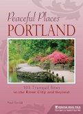 Peaceful Places Portland (eBook, ePUB)