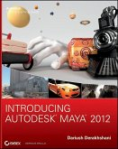 Introducing Autodesk Maya 2012 (eBook, ePUB)