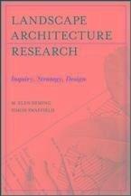 Landscape Architectural Research (eBook, ePUB) - Deming, M. Elen; Swaffield, Simon