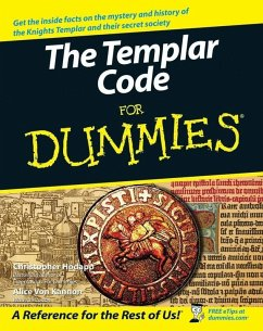 The Templar Code For Dummies (eBook, ePUB) - Hodapp, Christopher; Kannon, Alice Von