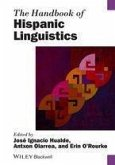 The Handbook of Hispanic Linguistics (eBook, ePUB)