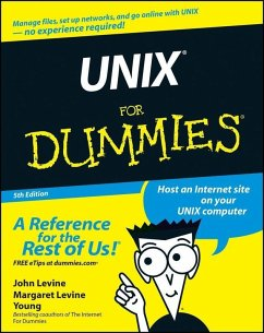 UNIX For Dummies (eBook, ePUB) - Levine, John R.; Young, Margaret Levine