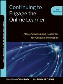 Continuing to Engage the Online Learner (eBook, PDF)