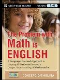 The Problem with Math Is English (eBook, ePUB)
