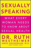Sexually Speaking (eBook, ePUB)