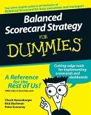 Balanced Scorecard Strategy For Dummies (eBook, ePUB)