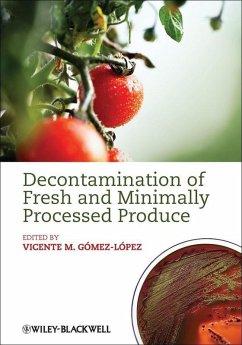 Decontamination of Fresh and Minimally Processed Produce (eBook, ePUB)
