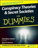 Conspiracy Theories and Secret Societies For Dummies (eBook, ePUB)
