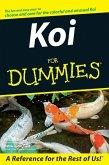 Koi For Dummies (eBook, ePUB)