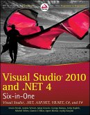 Visual Studio 2010 and .NET 4 Six-in-One (eBook, PDF)
