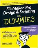FileMaker Pro Design and Scripting For Dummies (eBook, ePUB)